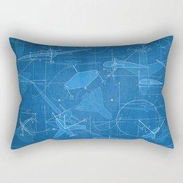 Aerodynamics Rectangular Pillow