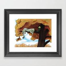 Shoko Summer Framed Art Print
