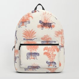 Where they Belong - Tigers Backpack