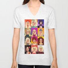 Katya Zamolodchikova T-Shirt  Unisex V-Neck