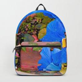 Little Blue Eyes. Backpack