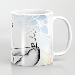 "Picture ""Broken Sky"" Coffee Mug"