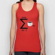 Infinite Coffee Unisex Tank Top