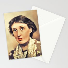 Virginia Woolf, Literary Legend Stationery Cards