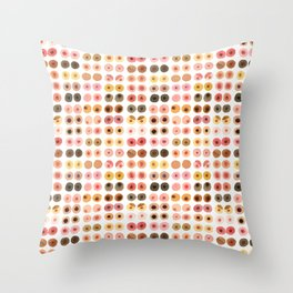 Bubbies Throw Pillow
