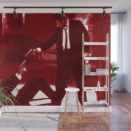 Minimalistic Reservoir dogs Wall Mural