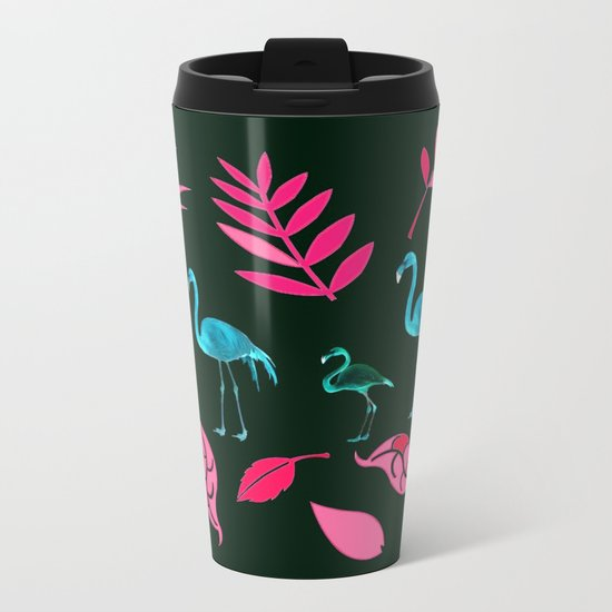 Flamingo Road, Metal Travel Mug