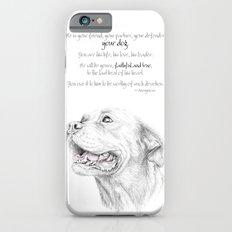 Murphy :: Loyalty Slim Case iPhone 6s