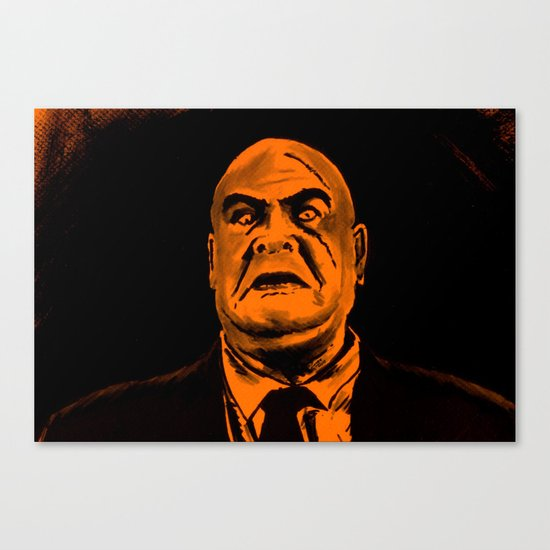 I'm a Big Boy Now, Johnny Canvas Print