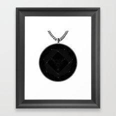 Spirobling XI Framed Art Print