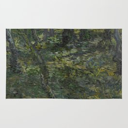 Undergrowth Rug
