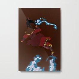 Azula Metal Print