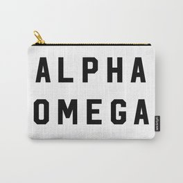 #JESUS2019 - Alpha Omega 2 Carry-All Pouch