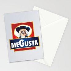 MEGUSTA demais! Stationery Cards