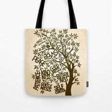 The Fruit of the Spirit (I) Tote Bag
