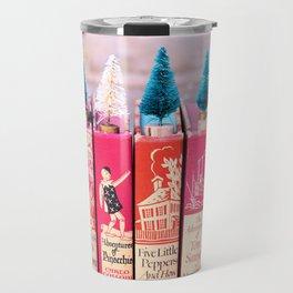 Classic Christmas Chr Travel Mug