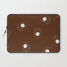 Raining Coffee Laptop Sleeve