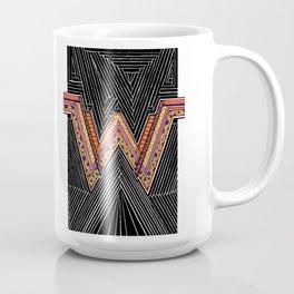 Wondrous Woman - Alternative Poster Coffee Mug