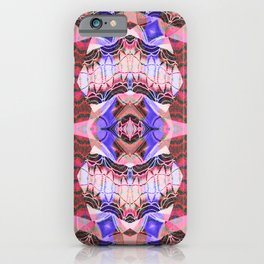 There's no Turning Back from Here on in iPhone Case