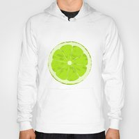 lime Hoodies featuring Lime by Avigur
