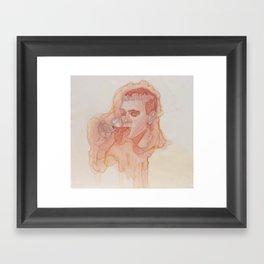 Winemaker No. 3 Framed Art Print