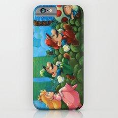 Super Mario Bros 2 iPhone 6s Slim Case