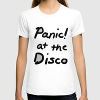 panic at the disco T-shirts featuring Panic! At The Disco by Stephanie Janeczek