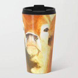 A Moo Attitude Travel Mug