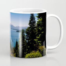 What Lies Beyond the Forest Coffee Mug