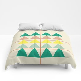 disguise forest || early summer Comforters