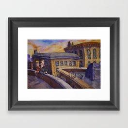 Dreamer's Dream Framed Art Print