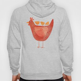 Hen and Chicks Hoody