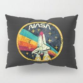 nasa logo Pillow Sham