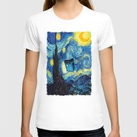 starry night T-shirts featuring STARRY by MiliarderBrown