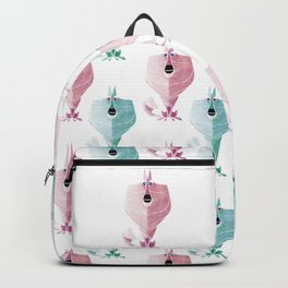 Arctic Wolf Backpack