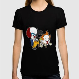 They all float... ( It Clowns) T-shirt