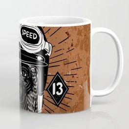 Vintage Beast Rider Coffee Mug