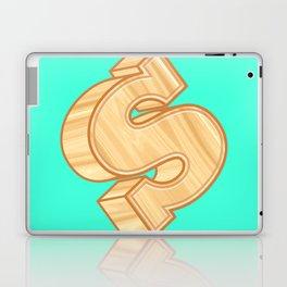 S wood Laptop & iPad Skin