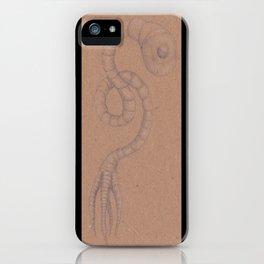 Specimen #35a (worms) iPhone Case