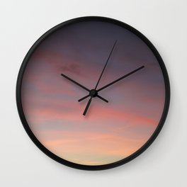 Irish Midsummer Evening I Wall Clock