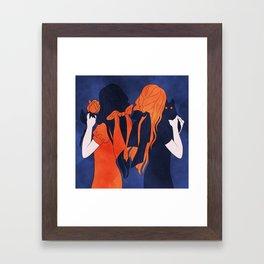 Practical Magic Framed Art Print