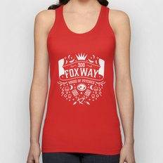 300 Fox Way v2 Unisex Tank Top