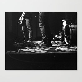 Chemistry the Band Canvas Print