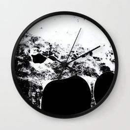Winters Magic Wall Clock