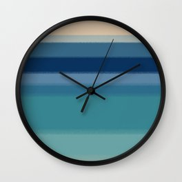 Sealine Wall Clock