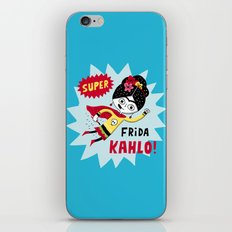 Super Frida Kahlo iPhone Skin
