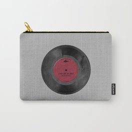 Unknow Old Vinyl Carry-All Pouch