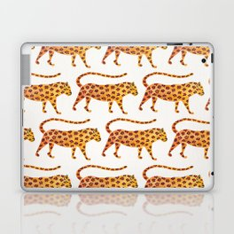 Jaguar Pattern Laptop & iPad Skin