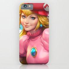 Peachy Princess iPhone 6s Slim Case