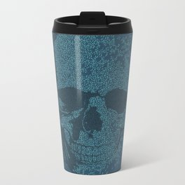 Music Skull V1 Metal Travel Mug